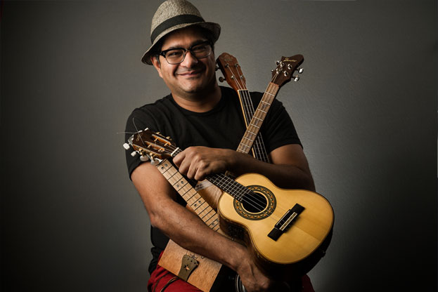 Mumbai Guitarist Dhruv Ghanekar To Release His New Album This Month